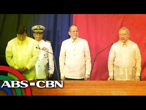 The State of the Nation Address of President Benigno 'PNoy' S. Aquino III