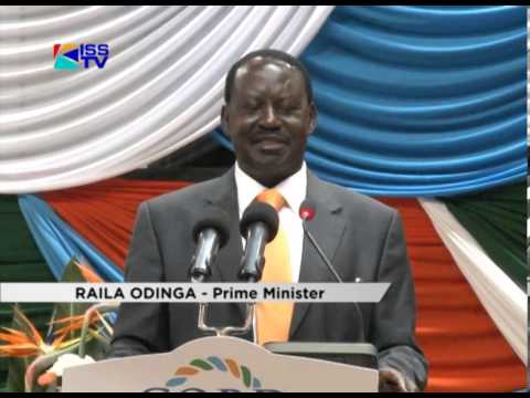 CORD; Raila Loses His Cool Calls Uhuruto Criminals