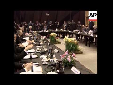 EU warn Iraq uncertainty is damaging world economy