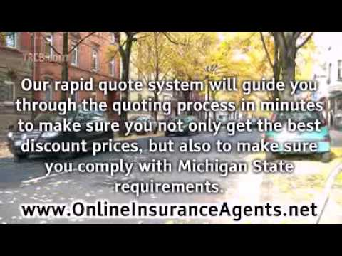 Low Car Insurance Quotes Michigan Residents