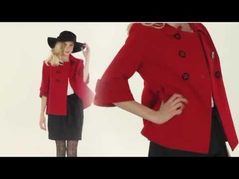 Lanzamiento de la colección otoño-invierno 2011, Shyla Abrigos Inspirados en la Mujer.mov