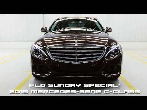 Fast Lane Daily Sunday Special First Look: 2015 Mercedes-Benz C-Class