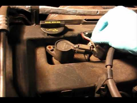 2006 Ford Escape XLS - Spark Plug Replacement