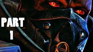 Quake 4 Gameplay Walkthrough Part 1 - Intro & Air Defense Bunker (PC HIGH QUALITY 720P HD)