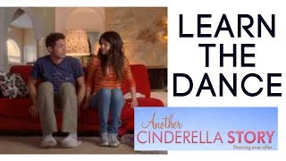 LEARN THE DANCE! (Another Cinderella Story - BANG A DRUM 'Cleaning up the House')