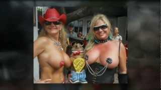 Fantasy Fest Key West Boob Shots