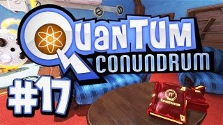 Quantum Conundrum #17 - Let's Play Quantum Conundrum Gameplay German / Deutsch