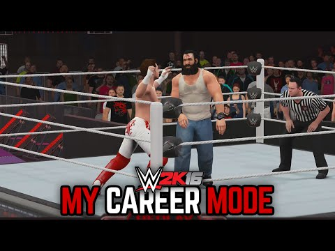 "WWE 2K16 My Career Mode - Ep. 181 - ""THANKS FOR THE FINISHER!!"""