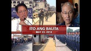 UNTV: Ito Ang Balita (May 23, 2018)