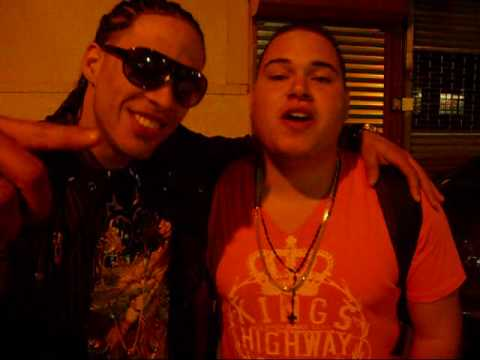 Mozart La Para & Dj Scuff Pomo Video (CAUTION ENT) Video