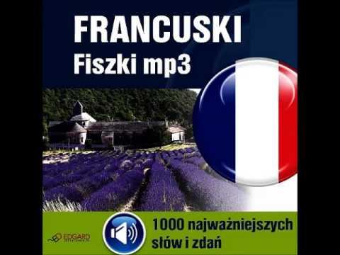 Francuski Fiszki Mp3. 1000 Najważniejszych Słów I Zdań - Audiokurs - Darmowy Fragment