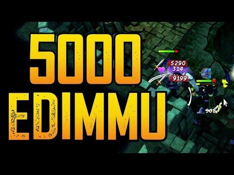 Runescape - Loot From 5000 Edimmu!