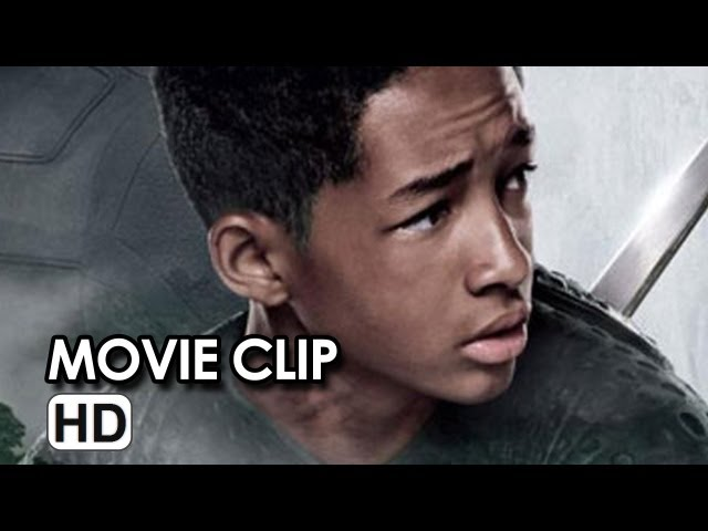 After Earth 'Beacon' Movie Clip
