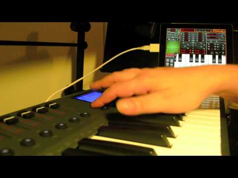 Magellan for iPad Tutorial 2: MIDI Basics