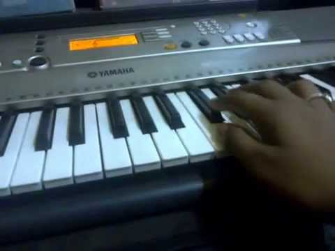 Ek Haseena Thi (karz) Song In Piano Played By Arka video