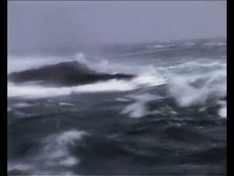 Rough Seas North Atlantic