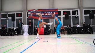 Jeanette Uhl & Mario Bludau - Herbstmeisterschaft 2015