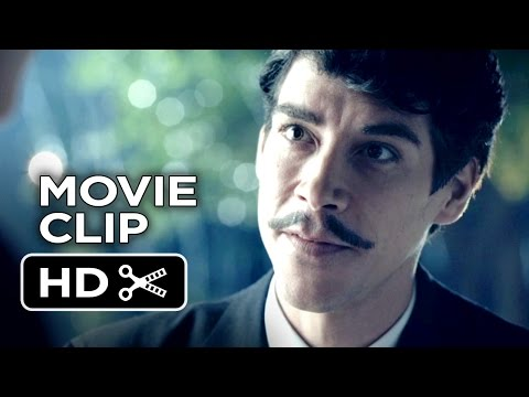 Cantinflas Movie CLIP - Mario Y Valita (2014) - Michael Imperioli Movie HD