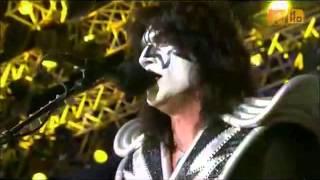 Kiss Modern Day Delilah Rock am Ring 2010