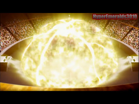 HD Beyblade AMV: Grand Capricorn vs Ray Striker