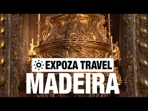 Madeira (Portugal) Vacation Travel Video Guide