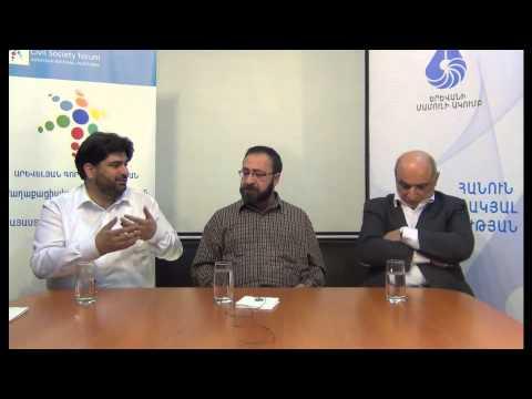 ԵՄԱ վիդեո բլոգ ապրիլի 17 Հրանտ Տեր-Աբրահամյան YPC video blog April 17 Hrant Ter Abrahamyan