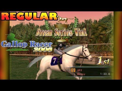 Gallop Racer 2006 Dream Series REGULAR