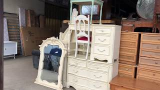 10:30 am - Dock Furniture Section - December 16, 2018 - www.SouthJerseyAuction.com