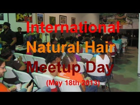 167 * International Natural Hair Meetup 2013 Coverage | Houston Texas