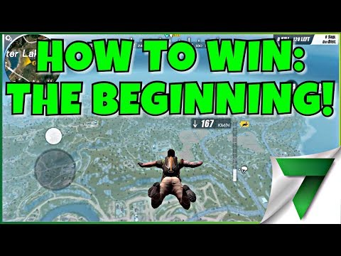 How To Win: The Beginning Part 1. of 3 | Rules of Survival