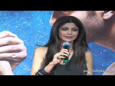 Dishkiyaoon Movie Song Launch | Shilpa Shetty, Harman Baweja video