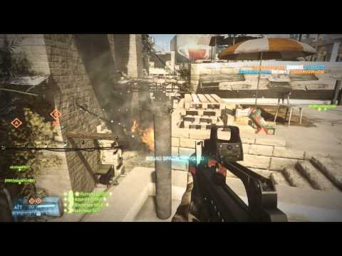 Blackheart8541 - KH and failed defib :( - BF3