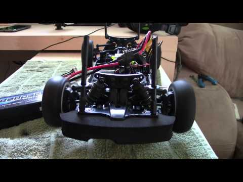 v8 sounding rc car