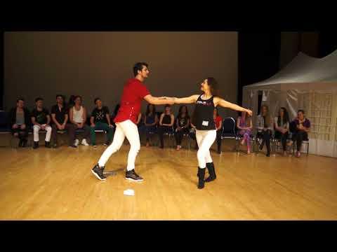 CZC18 Intermediate J&J finals V5 ~ video by Zouk Soul