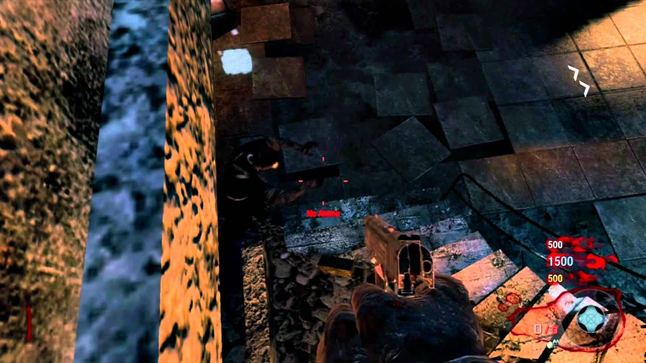 Any unpatched zombie glitches in black ops? - Call of