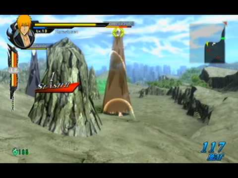 Bleach: Soul Ignition walkthrough pt.8