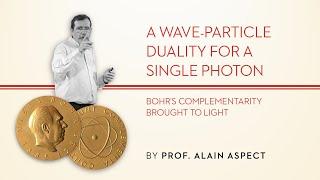 Public Lecture By Professor Alain Aspect
