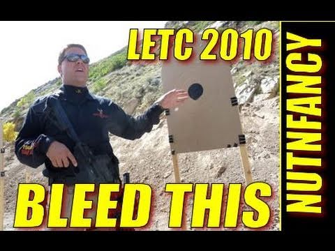 Law Enforcement Training, I'm Bleeding Again by Nutnfancy, LETC Actual Pt 3