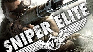Sniper Elite V2_ Triple Kill and 3 Bullet Convoy Takedown