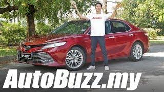 Toyota Camry 2.5 V Review - AutoBuzz.my