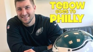 Tim Tebow Returns! Twitter Reacts
