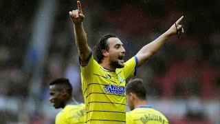Atdhe Nuhiu's 2014/15 goals