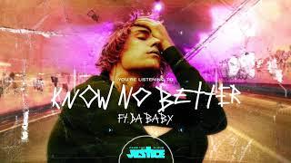 Download lagu Justin Bieber - Know No Better (Visualizer) ft. Da Baby