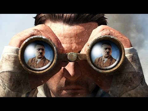 PS4 – Sniper Elite 3 Hunt the Grey Wolf DLC Trailer