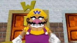 Super Mario 64 DS - 100% Walkthrough Part 8 - Unlocking Wario & Collecting Stars