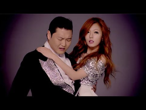 PSY (ft. HYUNA)     Music Videos