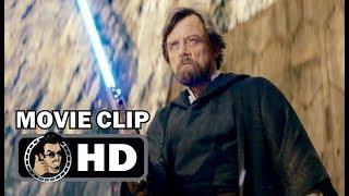 STAR WARS: THE LAST JEDI Movie Clip - Final Battle (2017) Mark Hamill, Adam Driver Sci-Fi Movie HD