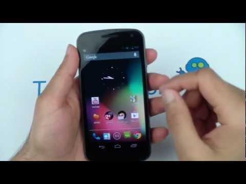 Android 4.1 Jelly Bean - أندرويد 4.1 جيلي بين على جالكسي نيكسوس