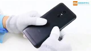 Redmi 5Plus disassembly & assembly