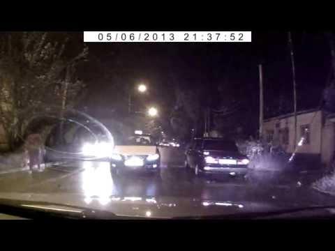 Пятигорск. Нападение на таксиста.